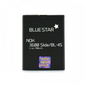 Batéria BlueStar Nokia 3600s/2680s/7610/7100 BL-4S 700mAh