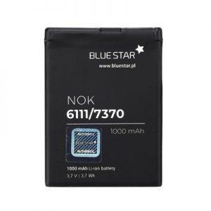 Batéria BlueStar Nokia 6111/7370/N76/2630/2760/N75/2600 BL-4B 1000 mAh