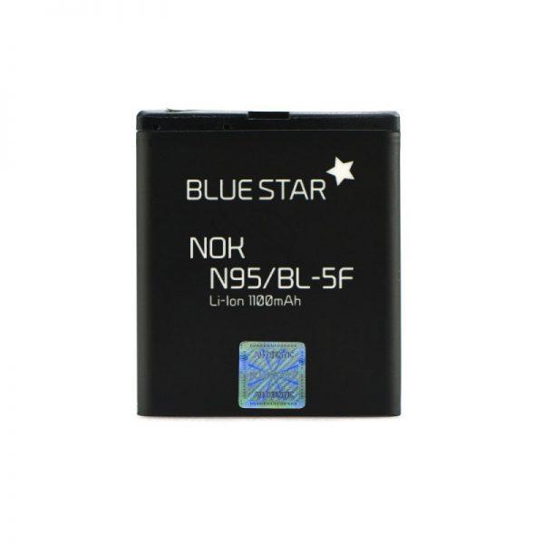 Batéria BlueStar Nokia N95/N93i/E65 BL-5F 1100 mAh