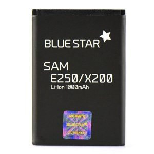 Batéria BlueStar Samsung E250/X200/X680/C300/E900 1000 mAh