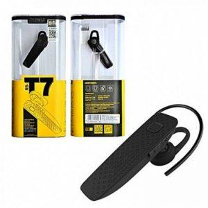 Bluetooth HF REMAX Bluetooth – RB-T7 čierne
