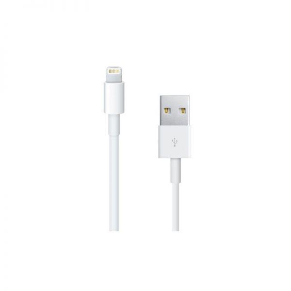 Dátový kábel Lightning iPhone 5/5S OEM 1m biely
