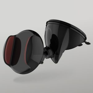 STURDO držiak NANO UNI na sklo TAU-0013-STU-UNIXX čierny