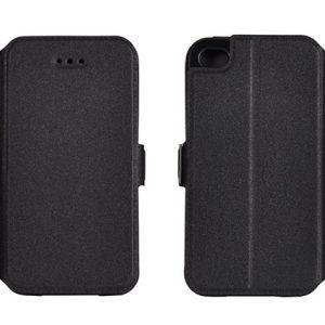 Knižka Book Pocket  – Huawei P9 Lite Mini čierna