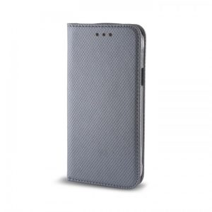 Knižka Smart Case Book – SAMSUNG Galaxy J3 2016 sivá