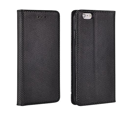 Knižka Smart Case Book – Huawei Y6 Prime 2018 čierna