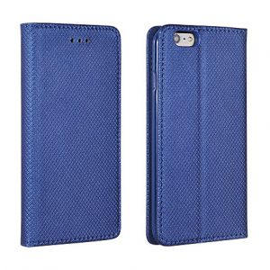 Knižka Smart Case Book – Samsung Galaxy J6 Plus 2018 modrá
