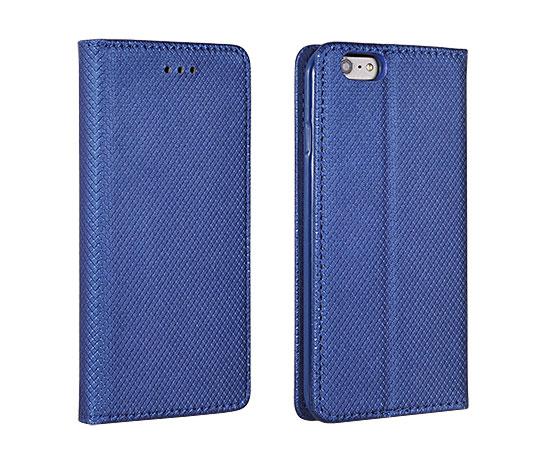 Knižka Smart Case Book – Samsung Galaxy J6 Plus 2018 modrá