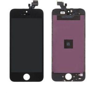 iPhone 5G – LCD displej a dotyková plocha OEM čierny