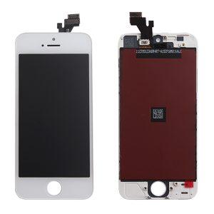 iPhone 5G – LCD displej a dotyková plocha OEM biely