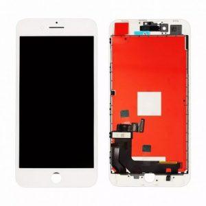 iPhone 8 Plus – LCD displej a dotyková plocha AUO High Quality biely