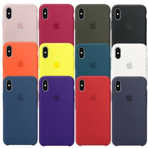 Púzdro Apple iPhone X/XS Silicone Case