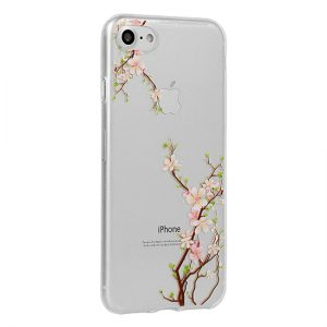 Púzdro Tel1 Cherry Floral Etui iPhone 6/6S