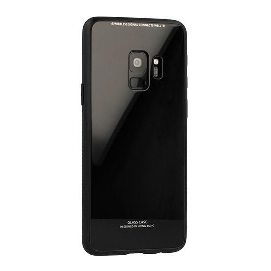 Púzdro GLASS Case – iPhone 11 čierne