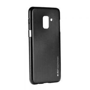 Púzdro MERCURY i-Jelly Samsung Galaxy A50 čierny