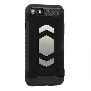 Púzdro Magnetic Armor Vennus – iPhone X/XS čierne