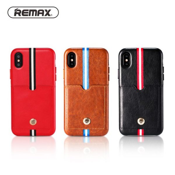 Puzdro REMAX Creative Case Bert Series iPhone X/XS