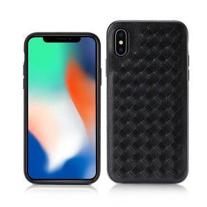 Puzdro REMAX Creative Case Weawe SeriesiPhone X/XS čierne