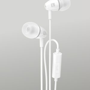 STURDO slúchadlá SKA-0013-STU-MP3XX biele