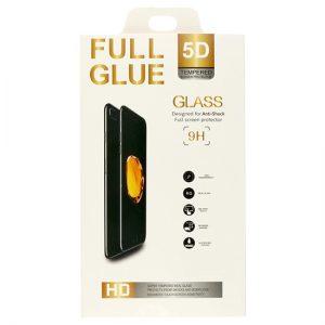 KINGMAS ochranné tvrdené sklo Full Glue 5D – SAMSUNG Galaxy S8 čierne GA00001E
