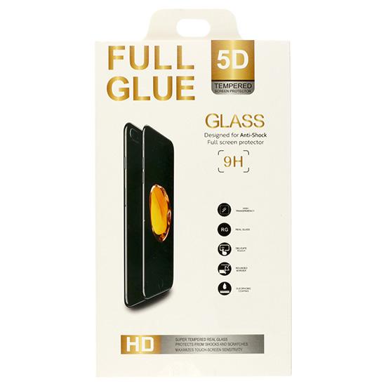 Ochranné tvrdené sklo Full Glue 5D – HUAWEI P20 PRO čierne