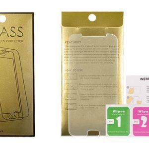 Glass Gold 9H ochranné tvrdené sklo SONY XPERIA L2 #00000312