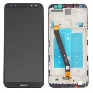 Huawei MATE 10 Lite – LCD displej a dotyková plocha s rámom čierny