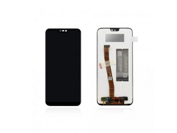 Huawei P20 Lite (ANE-L21) – LCD displej a dotyková plocha OEM čierny