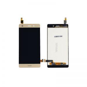 Huawei P8 Lite (ALE-L21) – LCD displej a dotyková plocha zlatý