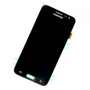 Samsung Galaxy J3 2016 (J320) – Originál LCD displej a dotyková plocha čierny (Service Pack)