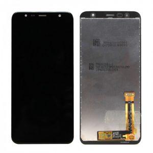Samsung Galaxy J4 Plus / J6 Plus (J415 / J610) – LCD displej a dotyková plocha OEM čierny