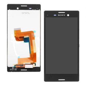 Sony Xperia M4 Aqua (E2303) – LCD displej a dotyková plocha OEM čierny