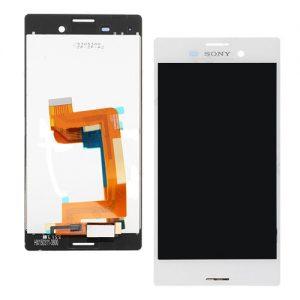 Sony Xperia M4 Aqua (E2303) – LCD displej a dotyková plocha OEM biely