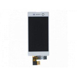 Sony Xperia M5 (E5603) – LCD displej a dotyková plocha OEM biely