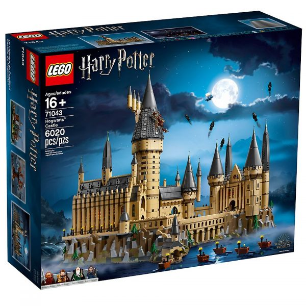 LEGO Harry Potter 75043 Rokfortský hrad