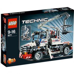 LEGO Technic 8071 Zdvíhacia plošina