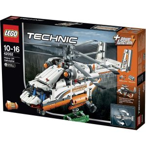 LEGO Technic 42052 Helikoptéra na ťažké náklady