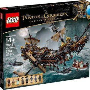 LEGO Piráti z Karibiku 71042 Silent Mary