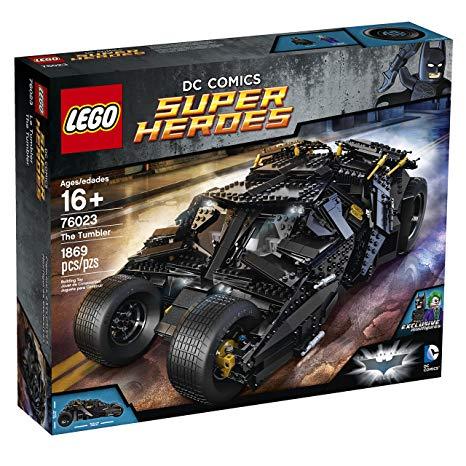 LEGO DC Comics Super Heroes 76023 The Tumbler