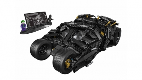 LEGO DC Super Heroes 76023 The Tumbler