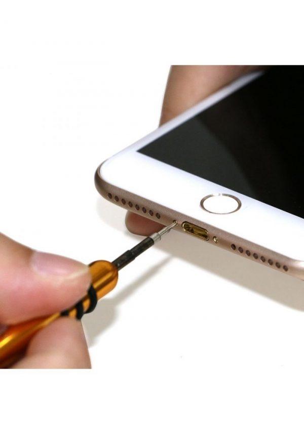 Skrutkovač pre iPhone 0.8mm zlatý