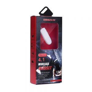 Bluetooth HF Multipoint 4.1 biela