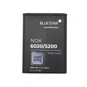 Batéria BlueStar Nokia 6020/5200/5300/3220/5140 BL-5B 1000 mAh