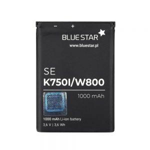 Batéria BlueStar Sony Ericsson K750i/W800/W550i/Z300 1000 mAh