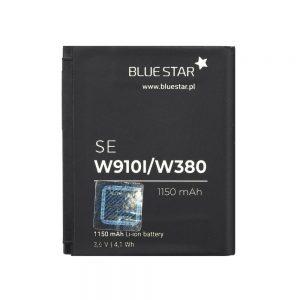 Batéria BlueStar Sony Ericsson W910i/W380/Z555/W20i Zylo 1150 mAh