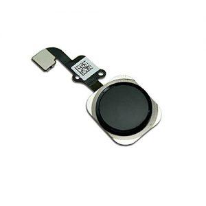 Home button iPhone 6/6 Plus čierny