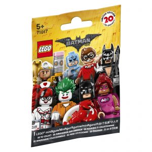 LEGO 71017 Minifigúrky Batman Movie