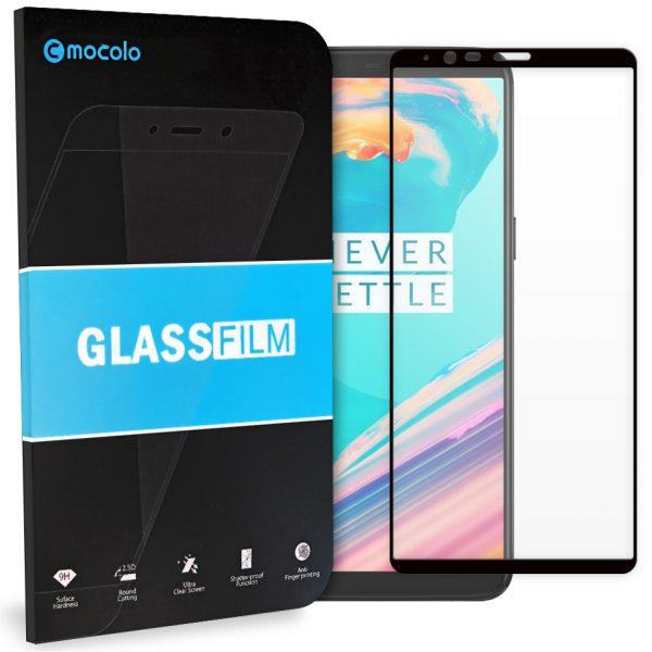 Mocolo 3D ochranné tvrdené sklo – Huawei P30 Pro čierne #00001148
