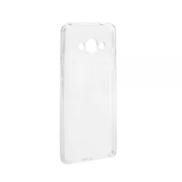 Púzdro Forcell Back Case Ultra Slim 0,5mm – Samsung Galaxy J3 2016 transparentné