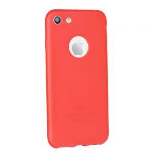 Púzdro Jelly Case Flash Mat – Huawei Y5 2018 červené